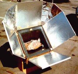 Cocinas Solares y Hornos Solares