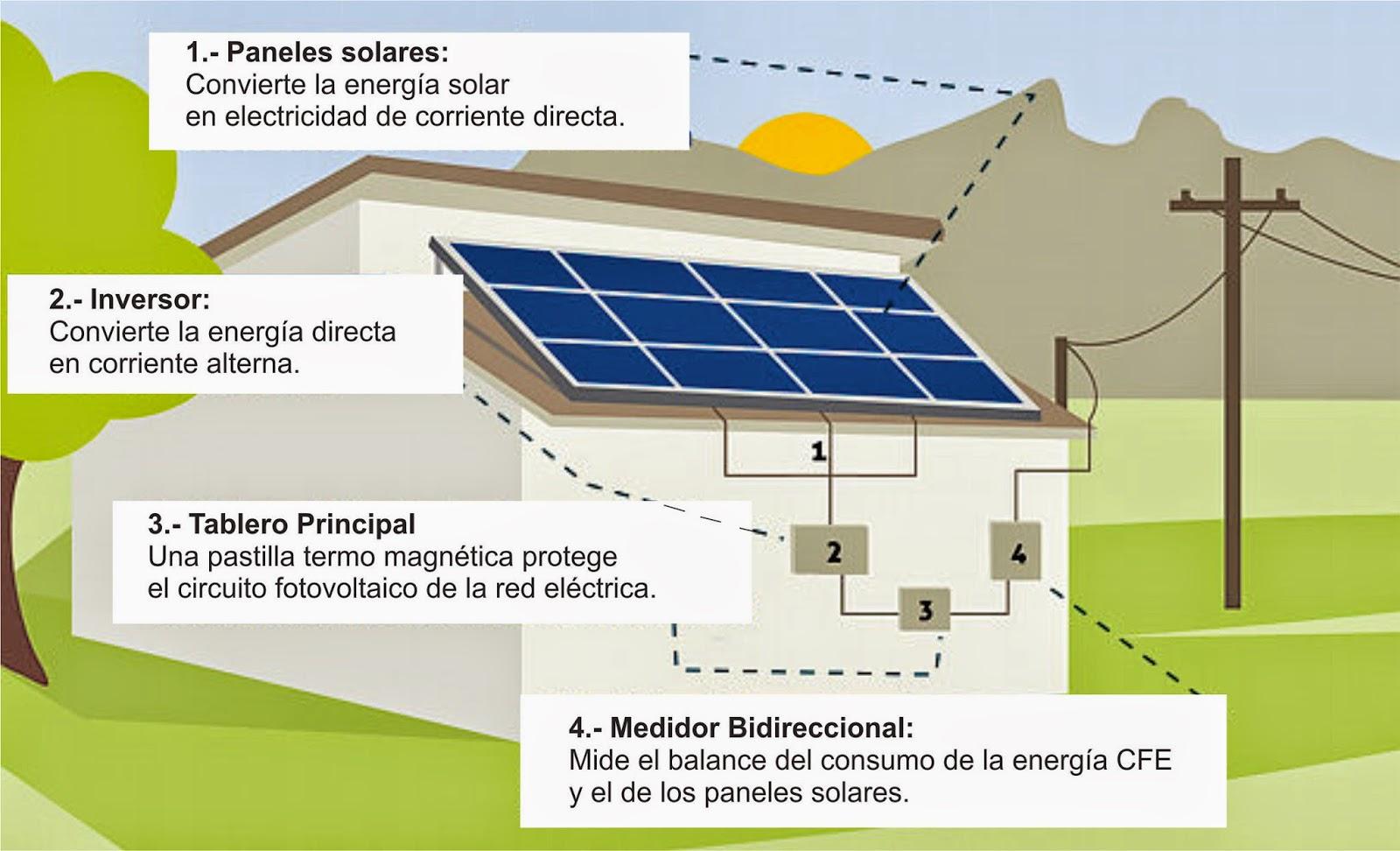 4 Cosas Que Debes Saber Sobre Los Paneles Solares